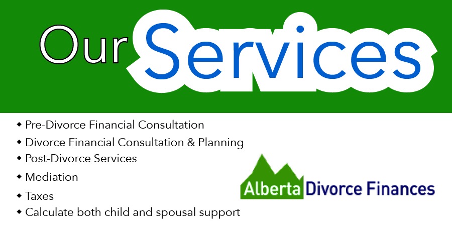 Services: Alberta Divorce Finances