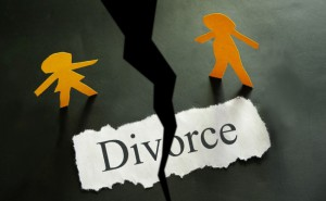 Divorce During Recession
