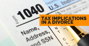 Divorce and Taxes: Alberta Dovorce Finances