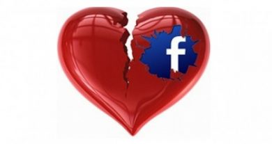 Love, Infidelity and Facebook……