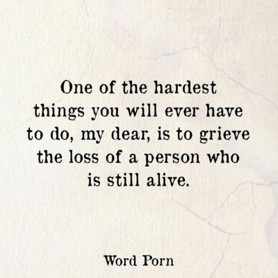 Grieving Divorce
